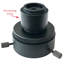 Microscope Camera Adapter for Over Eyepiece