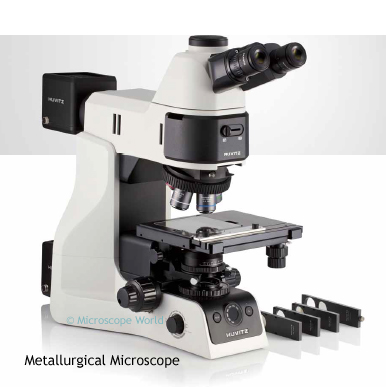 industrial metallurgical microscope