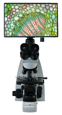 U2 LCD Digital Lab Microscope