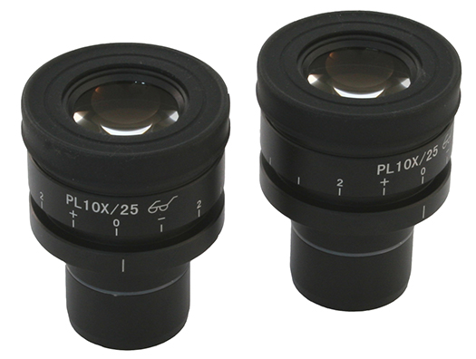 Microscope Focusing Eyepieces