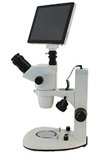 Stereo Zoom LCD Tablet Microscope