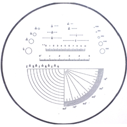 Comparator Reticle KR811