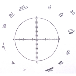 KR827 Walton & Beckett Reticle