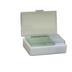 Microscope Slides and Immersion Oil
