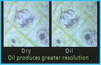 immersion oil image