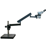 SMZ-168 Stereo Zoom Microscope on Articulated Arm