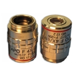 Semi APO Plan F40x Oil Microscope Objective
