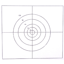 KR835 Fairs analysis reticle