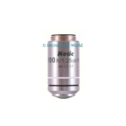 Phase Contrast 100x Microscope Objective Lens