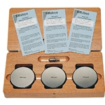 Mitutoyo Rockwell Hardness Test Calibration Set C Scale