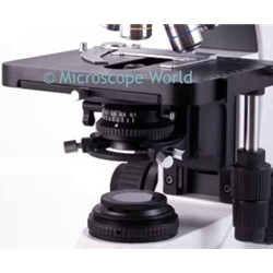Microscope mechanical stage BA410