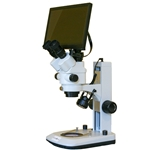Richter Optica S6.6 LCD Stereo Zoom Microscope 7x-46x