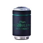 Phase 20x Microscope Objective Lens