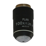 Plan Achromat 100x Oil Microscope Objective Lens