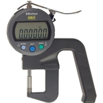Mitutoyo 547-400S flat anvil thickness gage.