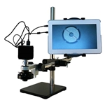 Macro Zoom Video Microscope System 12x-77x