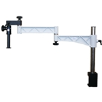 Swing Arm Articulated Arm Stand