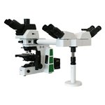 RB50 dual head microscope