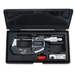 "Mitutoyo 331-361-30 Digimatic Spline Micrometer 0-1"" / 0-25.4mm"