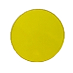 30mm Yellow Microscope Filter
