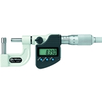 Mitutoyo Digital Tube Micrometer 0-25mm with Cylindrical Anvil