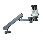 Electronic Inspection Articulated Arm Stereo Microscope