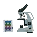 Children's Microscope Kit with 24 Prepared Slides