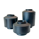 Zeiss C-Mount Adapters for Primo Star and Primo Vert Microscopes