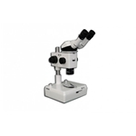 Transmitted Light Stereo Zoom Microscope, Ergonomic Head