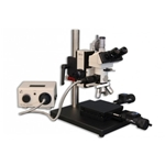 Meiji MC50 Trinocular Measuring Microscope