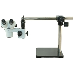 SMZ-168 Stereo Zoom Microscope on Universal Stand