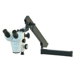 National Optical 420-AARM Stereo Zoom Microscope