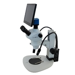 Richter Optica S850LCD-TS Digital LCD Stereo Microscope 8x-50x