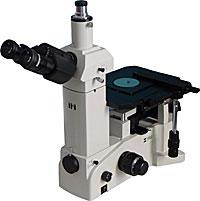 Meiji IM7200 Trinocular Inverted Metallurgical Microscope