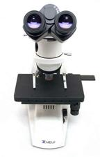 Extended Working Distance Binocular Metallurgical Microscope