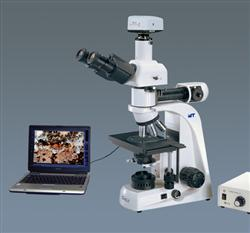 Fichromatic Ferrographic Microscope