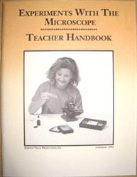 Science Teacher Handbook: Experiments with a Microscope