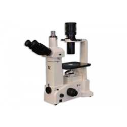 Meiji TC5300 Inverted Biological Phase Contrast Microscope