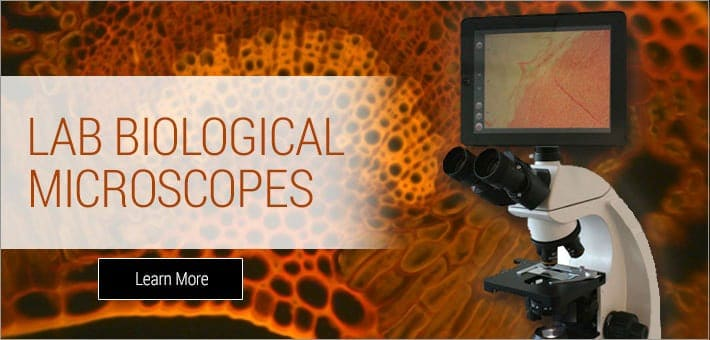 lab biological microscopes